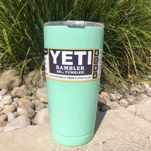 Brand New Yeti Cup